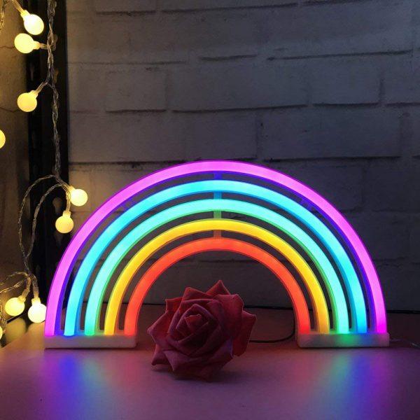 regenbooglamp 2