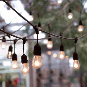 Lampensnoer buitenverlichting