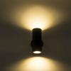 Led buitenlamp boven-onder