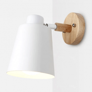 Wandlamp wit